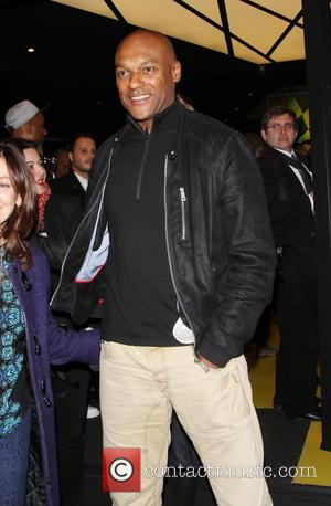 Colin Salmon - Jamaica Patty Co restaurant launch in Covent Garden - London, United Kingdom - Tuesday 18th March 2014