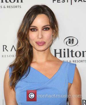 Berenice Marlohe - Los Angeles Celebration of The 2014 Tribeca Film Festival held The Beverly Hilton Hotel - Beverly Hills,...