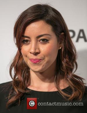 Aubrey Plaza - Celebrities attend 2014 PaleyFest presentation of 'Parks and Recreation' at The Dolby Theatre. - Los Angeles, California,...