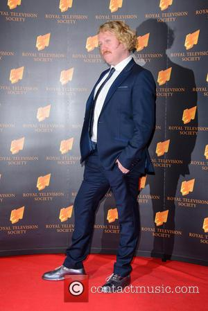 Leigh Francis aka Keith Lemon - RTS Programme Awards 2014 held at Grosvenor House Hotel - Arrivals - London, United...