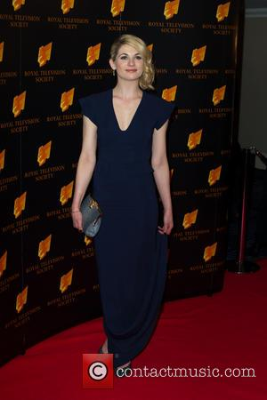 Jodie Whittaker - RTS Programme Awards 2014 held at Grosvenor House Hotel - Arrivals - London, United Kingdom - Tuesday...