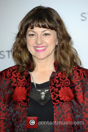 Jo Hartley - U.K. gala screening of 'Starred Up' held at the Hackney Picturehouse - Arrivals - London, United Kingdom...
