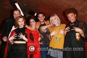 John Newman, Georgia LA, Laura Dockrill, Example, Lauren Laverne and Gemma Cairnery