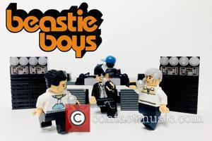 Beastie Boys - Rock bands as LEGO