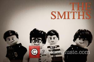 The Smiths - Rock bands as LEGO
