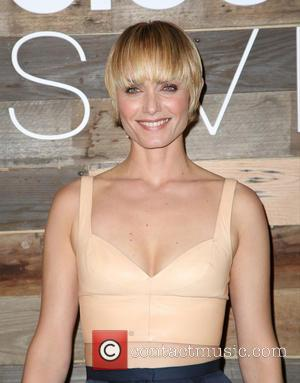 Amber Valletta - H&M's Conscious Collection at Eveleigh Restaurant - West Hollywood, California, United States - Wednesday 19th March 2014
