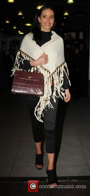 Sophie Anderton - The Hayley Menzies & Ottoline shop launch party - London, United Kingdom - Wednesday 19th March 2014