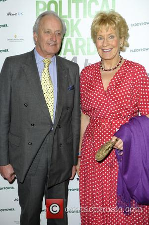 Neil Hamilton and Christine Hamilton