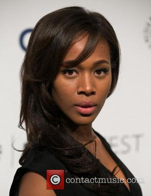 Nicole Beharie - PaleyFest 2014 - 'Sleepy Hollow' presentation held at The Dolby Theatre - Los Angeles, California, United States...