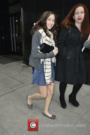 Bella Knox - Belle Knox leaving FOX's Good Day New York - New York City, New York, United States -...