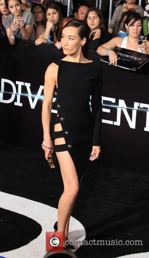 Maggie Q - Premiere of Summit Entertainment's
