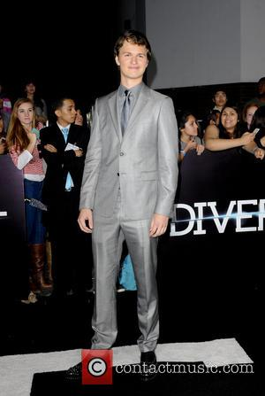 Ansel Elgort - Film Premiere of Divergent - Los Angeles, California, United States - Wednesday 19th March 2014