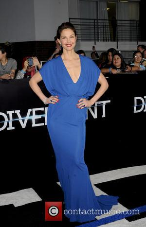 Ashley Judd - Film Premiere of Divergent - Los Angeles, California, United States - Wednesday 19th March 2014