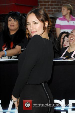 Briana Evigan - Film Premiere of Divergent - Los Angeles, California, United States - Wednesday 19th March 2014