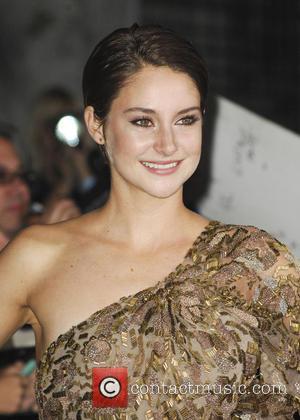 Shailene Woodley - Film Premiere of Divergent