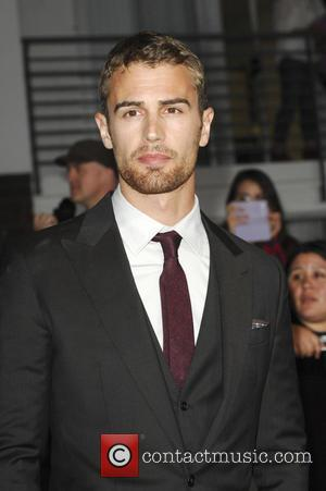 Theo James - Film Premiere of Divergent - Los Angeles, California, United States - Wednesday 19th March 2014
