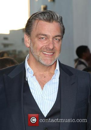 Ray Stevenson - Premiere Of Summit Entertainment's