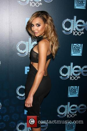 Naya Rivera - GLEE 100th Episode Party - West Hollywood, California, United States - Wednesday 19th March 2014