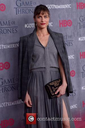 Amanda Peet - New York Premiere of The Fourth Season of