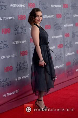 Emilia Clarke - New York Premiere of The Fourth Season of