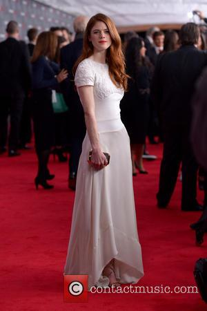 Rose Leslie - New York Premiere of The Fourth Season of