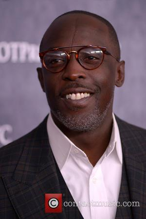 Michael K. Williams - New York Premiere of The Fourth Season of