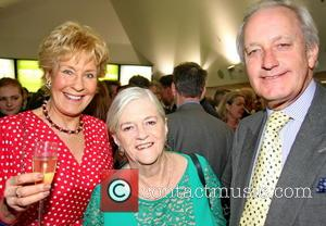 Anne Widdecombe, Christine Hamilton and Neil Hamilton