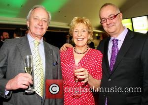 Neil Hamilton, Christine Hamilton and Ian Dale