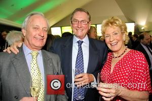 Christine Hamilton, Neil Hamilton and Lord Alan Howarth