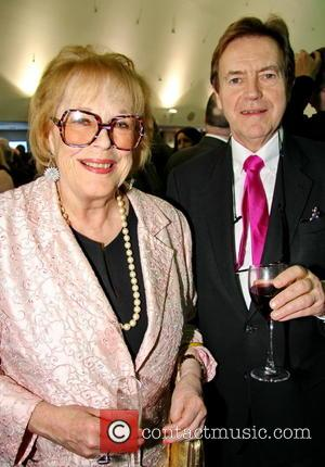 Lady Antonia Fraser and James MacManus - 2014 Political Book Awards held at the IMAX Theatre - London, United Kingdom...