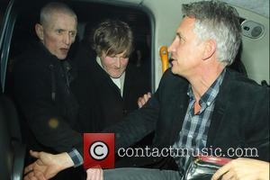 Gary Lineker - Various at the Groucho Club - London, United Kingdom - Wednesday 19th March 2014