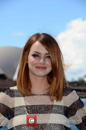 Emma Stone Cries At Melanie Brown Message