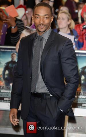 Anthony Mackie - 'Captain America: The Winter Soldier' film premiere held at the Vue Westfield - Arrivals - London, Ukraine...