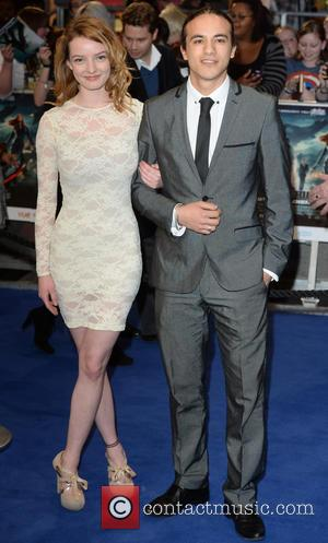 Dakota Blue Richards - 'Captain America: The Winter Soldier' film premiere held at the Vue Westfield - Arrivals - London,...