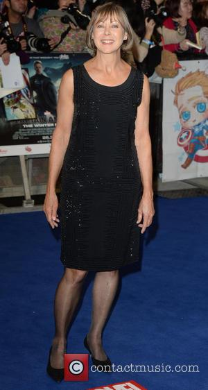 Jenny Agutter - 'Captain America: The Winter Soldier' film premiere held at the Vue Westfield - Arrivals - London, Ukraine...