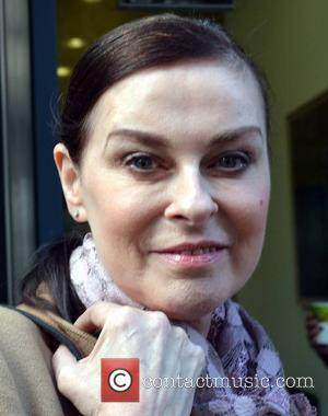 Lisa Stansfield - Singer Lisa Stansfield spotted leaving Newstalk studios... - Dublin, Ireland - Thursday 20th March 2014