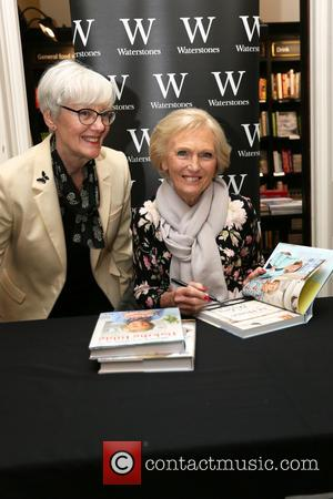 Mary Berry and Gwen Taylor