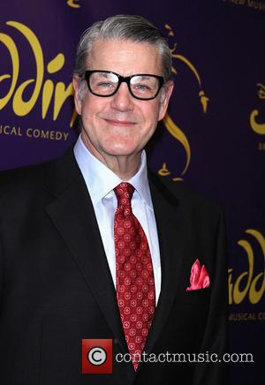 Jonathan Freeman - Opening night after party for Broadway's Aladdin, held at Gotham Hall - Arrivals. - New York, New...