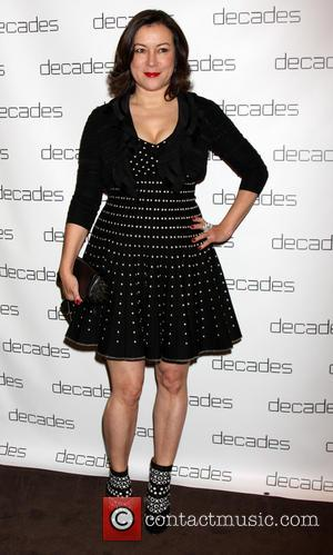 Jennifer Tilly - Decades: Les Must De Moschino event at Decades - Arrivals - Los Angeles, California, United States -...