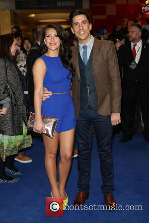 Russell Kane and Lindsey Cole