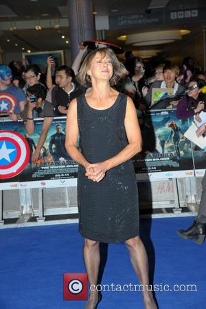 Jenny Agutter - UK Premiere of 'Captain America: The Winter Soldier' at Westfield - London, United Kingdom - Thursday 20th...