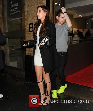 Lucy Watson and Guest