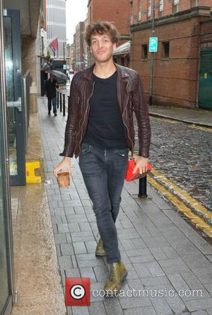 Paolo Nutini - Singer/songwriter Paolo Nutini at the Today FM studios for the Ray Darcy Show ahead of his two...