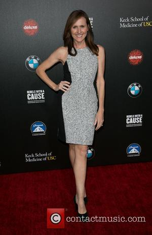 Molly Shannon - 2nd Annual 'Rebels With A Cause' Gala honoring Larry Ellison at Paramount Pictures Studios - Arrivals -...