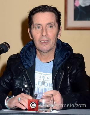 Aslan and Christy Dignam