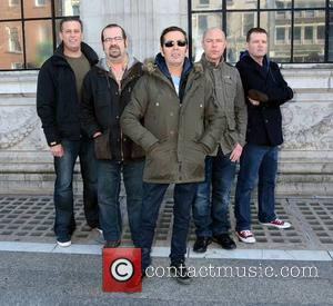 Aslan, Rodney O'brien, Joe Jewell, Christy Dignam and Alan Downey