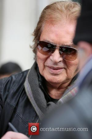 Engelbert Humperdinck - Engelbert Humperdinck outside BBC Television Centre - London, United Kingdom - Friday 21st March 2014