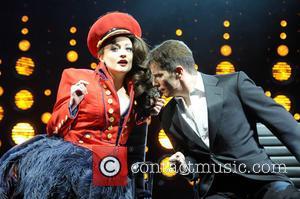 Victoria Elliott and Nigel Harman