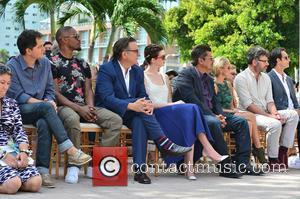 Carlos Saldanha, Jamie Foxx, Andy Garcia, Anne Hathaway, George Lopez, Kristin Chenoweth, Jemaine Clement and Rodrigo Santoro