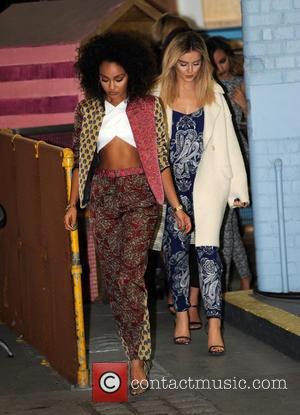 Leigh Anne Pinnock and Little Mix